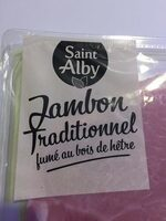 Jambon traditionnel - Produit - fr