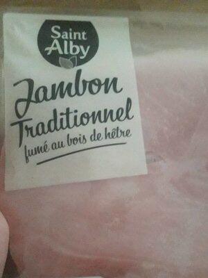 Jambon traditionnel - Produit - fr