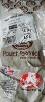 Poulet fermier élevé en plein air label rouge - Prodotto - fr