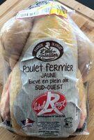 Poulet fermier jaune label rouge - Prodotto - fr