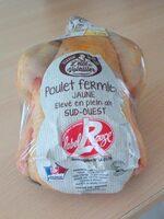 Poulet fermier jaune - Prodotto - fr