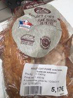 Poulet cuit - Produit