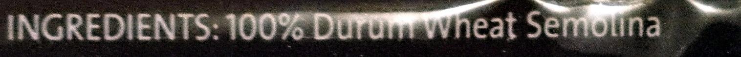 Remano Fettucine - Ingredients