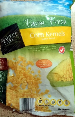 Farm Fresh Corn Kernels - Product