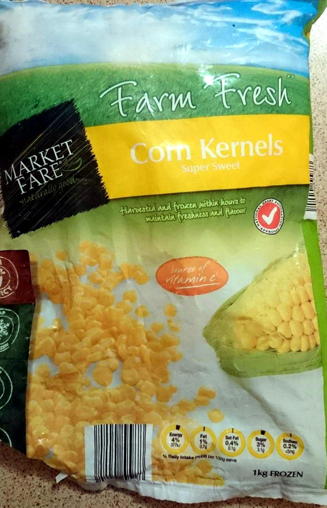 Farm Fresh Corn Kernels - Produit - en