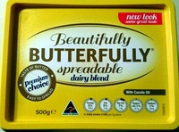 Beautifully Butterfully Spreadable Dairy Blend - Product - en