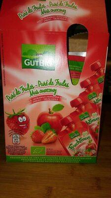Puré de frutas - Product