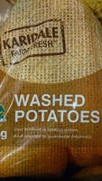 Washed Potatoes - Product