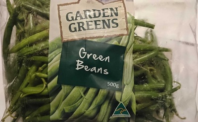 Green beans - Product