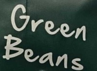 Green beans - Ingredients - en