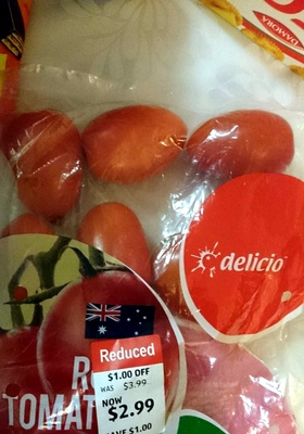 Roma Tomatoes - Product