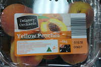 Yellow Peaches - Product - en