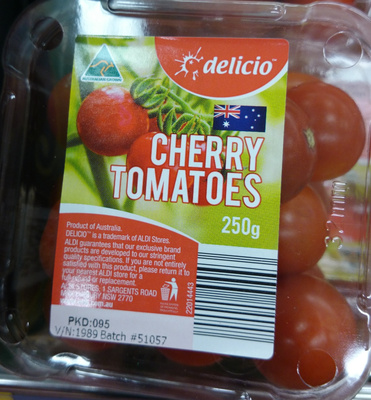 Cherry Tomatoes - Produit