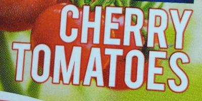 Cherry Tomatoes - Ingrédients