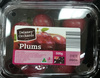 Fresh Plums - Product