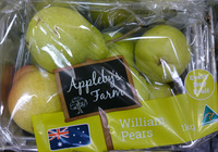 Fresh William Pears - Product