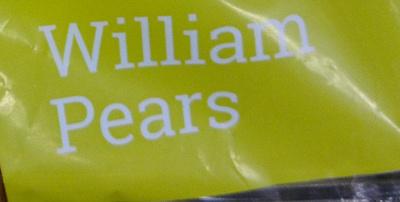 Fresh William Pears - Ingredients