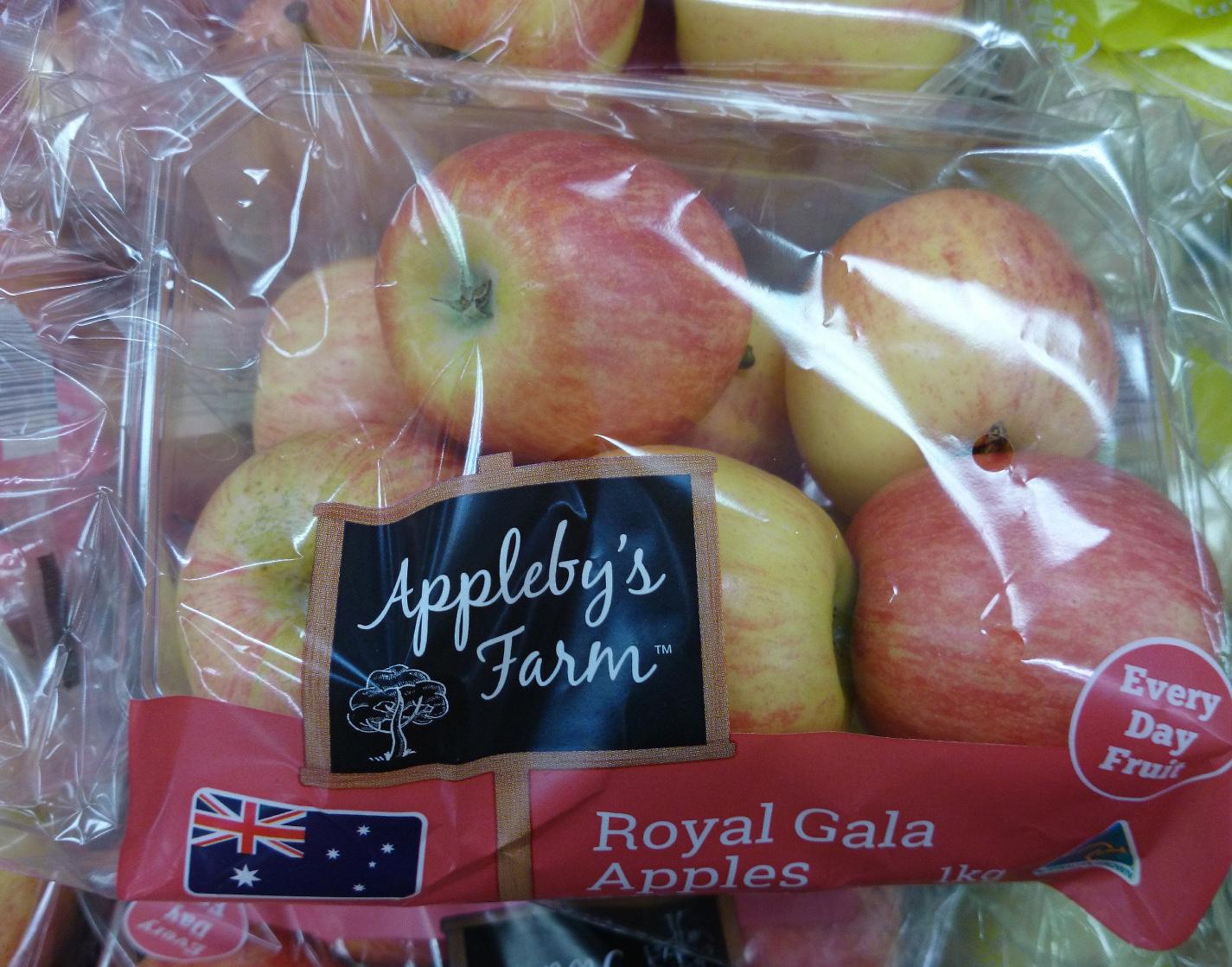 Royal Gala Apples - Product