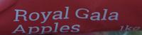 Royal Gala Apples - Ingredients