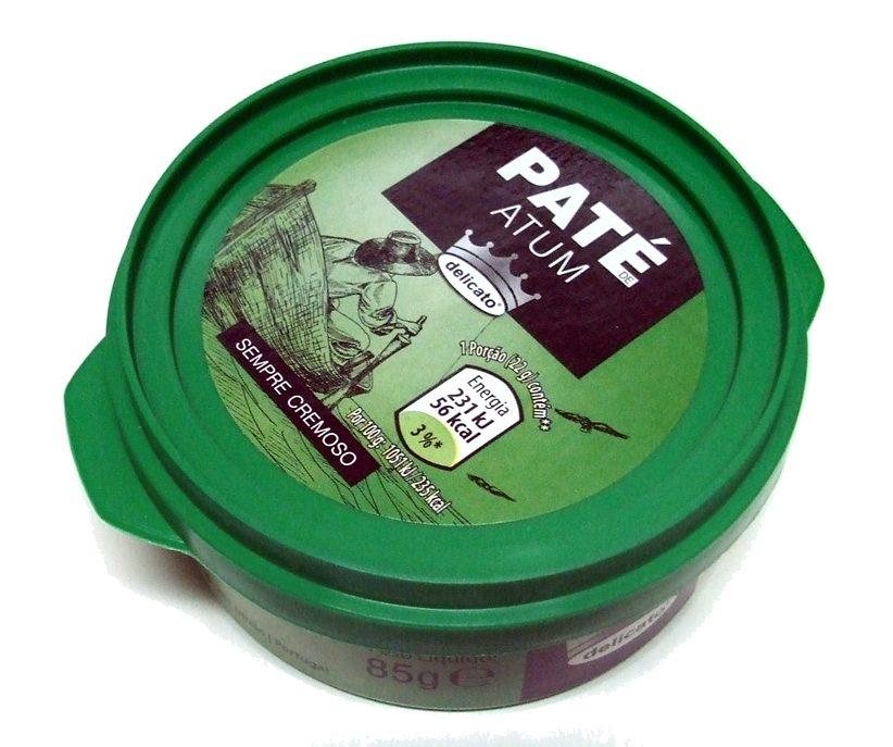 Paté de Atum - Product