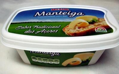Milsani Manteiga - Sabor Tradicional dos Açores - Product