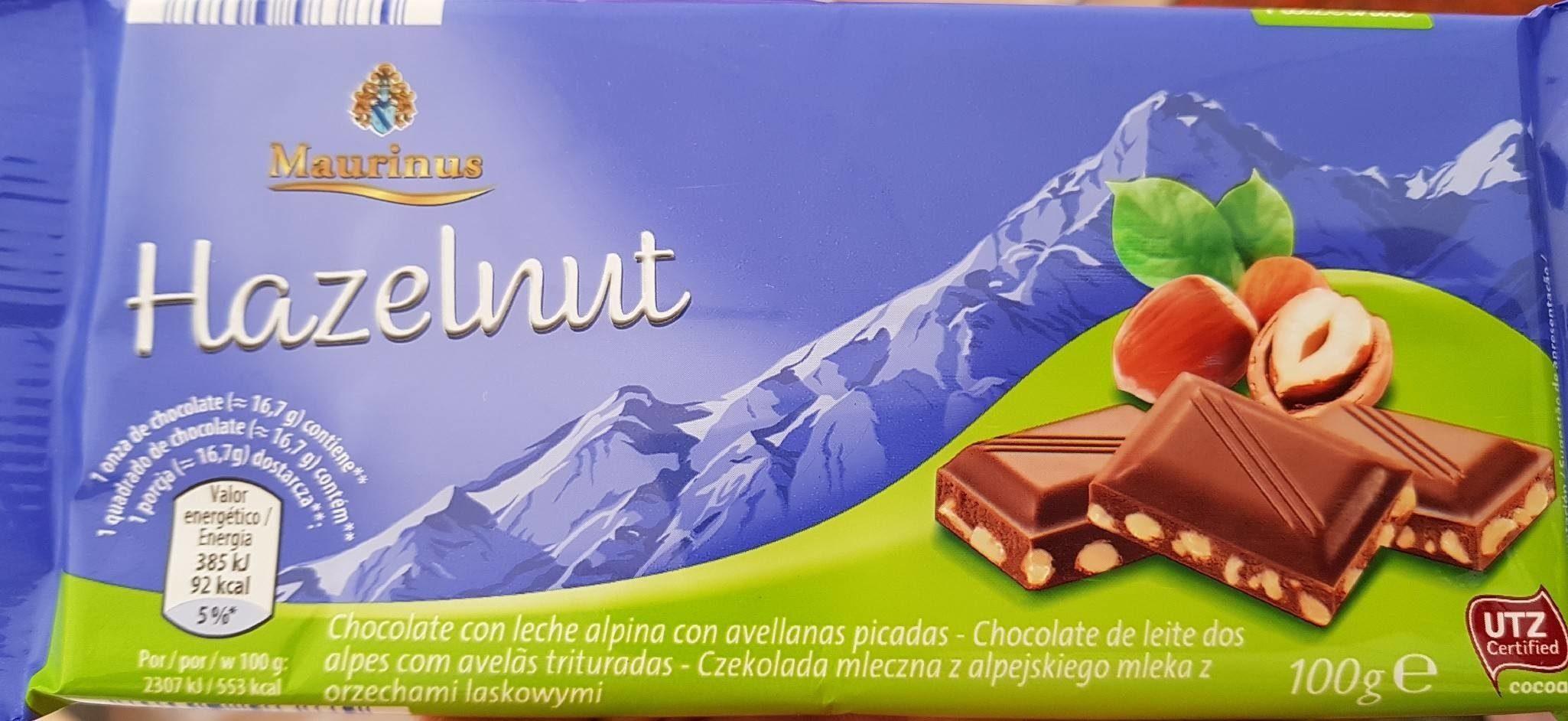 Hazelnut - Product - es