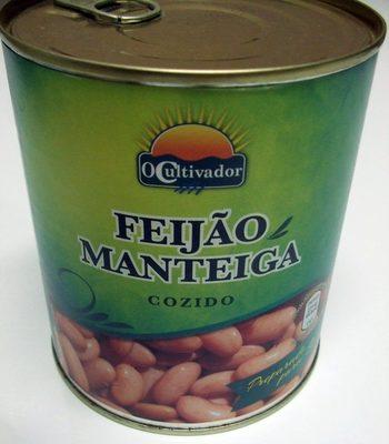 Feijão Manteiga Cozido - Produto