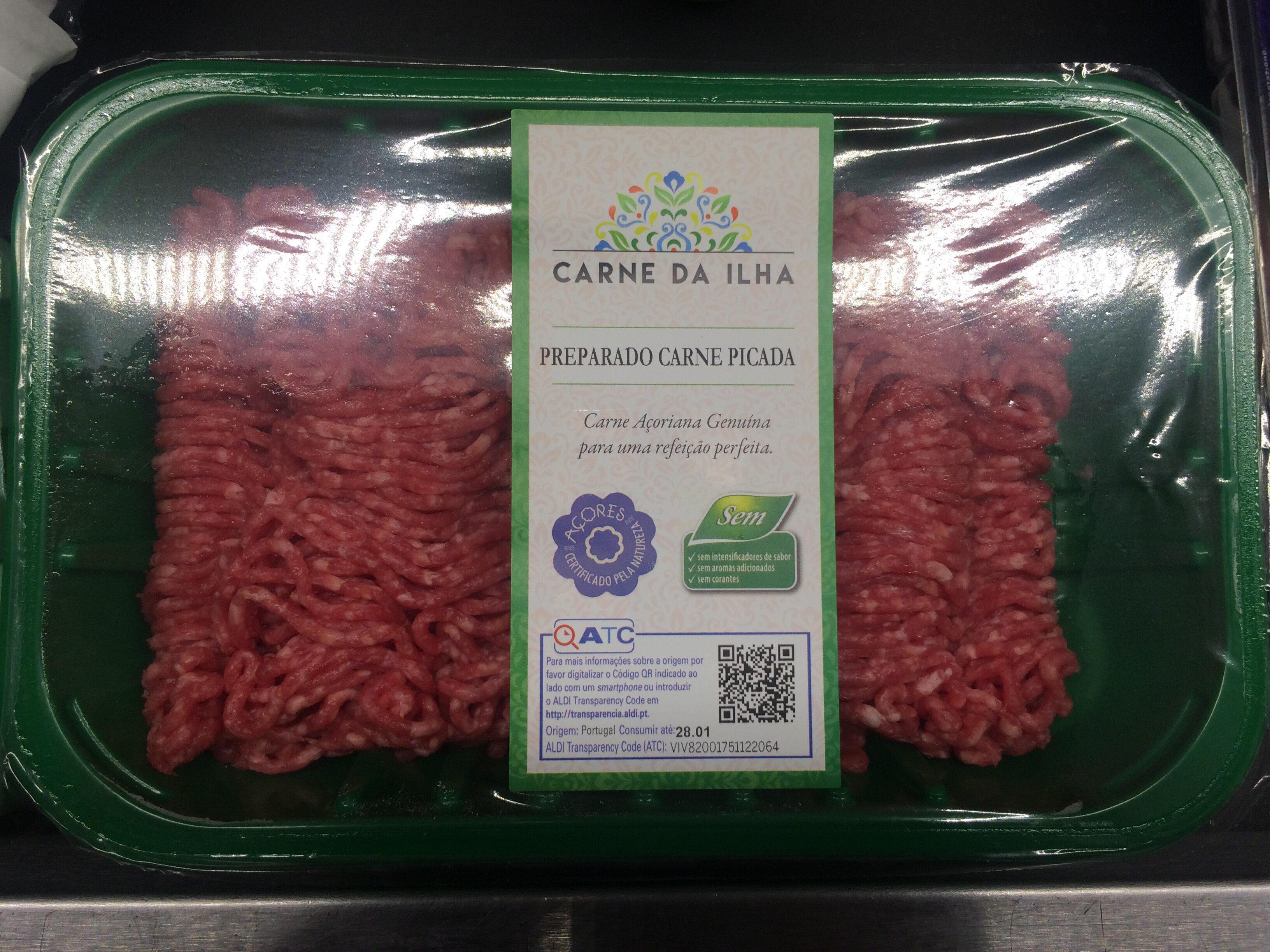 Preparado Carne Picada - Produit - en