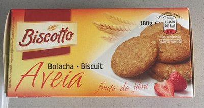 Bolacha aveia - Produit - fr