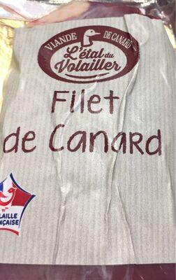 Filet de canard - Product - fr