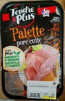 Palette de porc cuite - Product