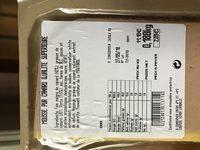 Mousse pur canard qualité supérieure - Ingredients - fr