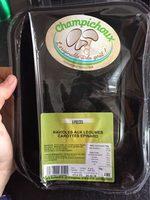 Ravioles aux légumes carottes epinard - Produit - fr