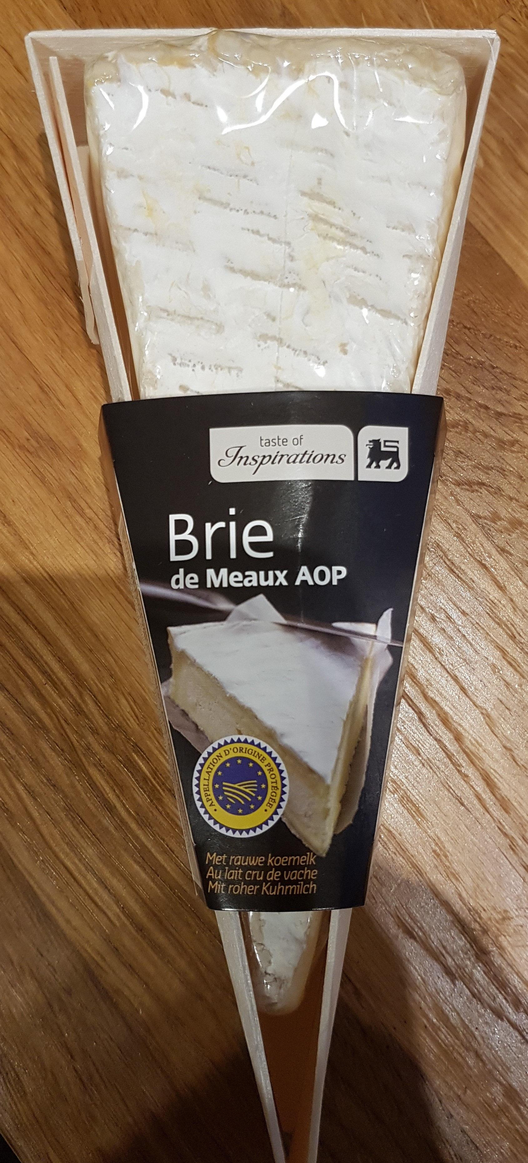 Brie de meaux - Product