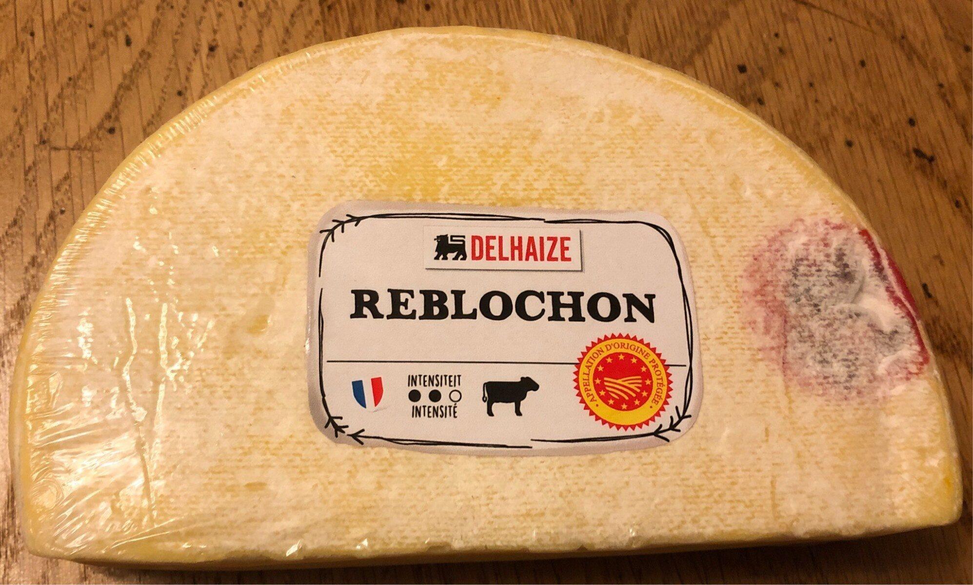 Reblochon - Product - fr