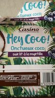 Jeu coco onctueux coco - Product - fr