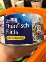 Thunfisch In Sonnenblumöl, Fisch - Produkt
