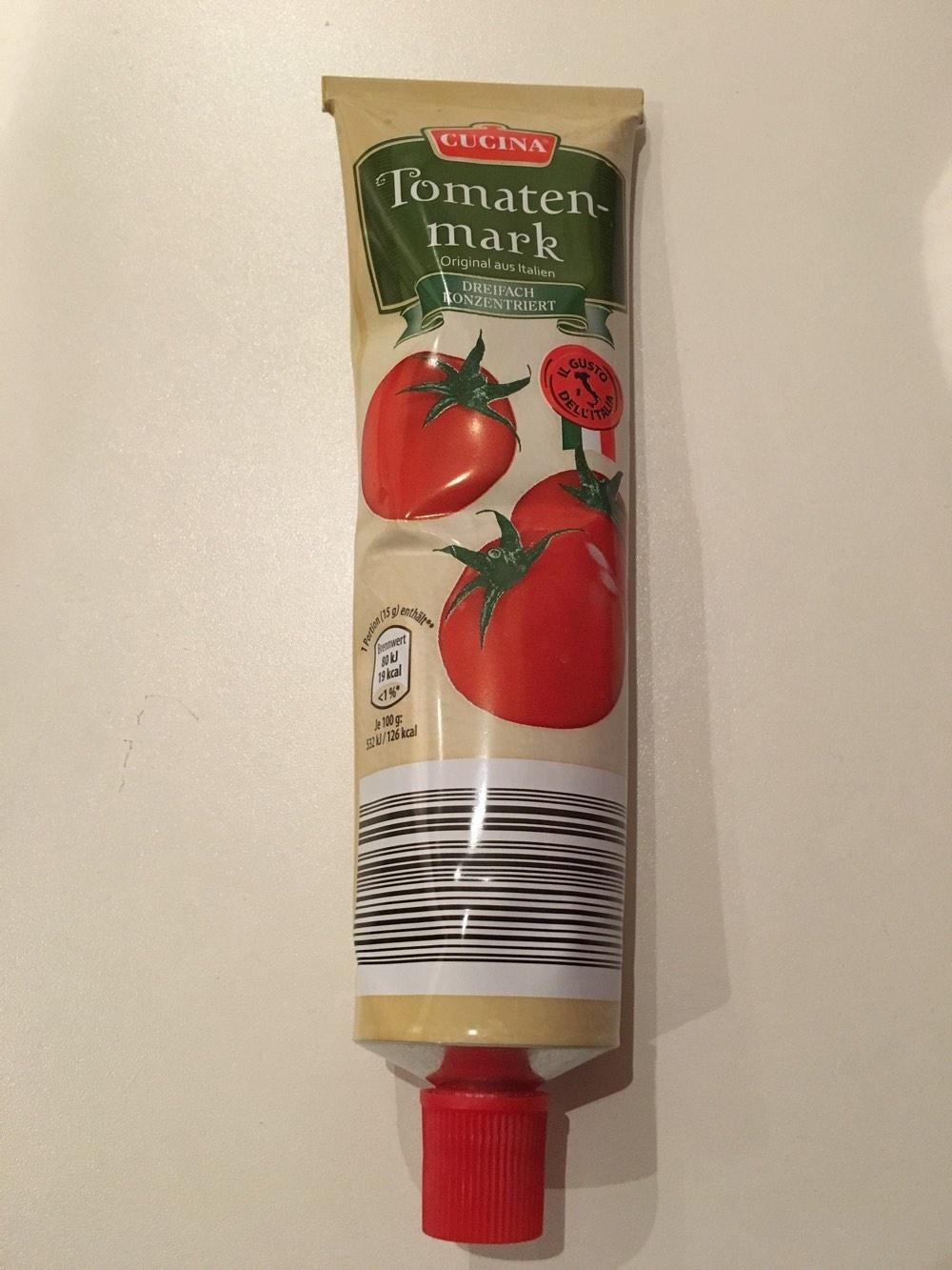 Tomatenmark dreifach konzentriert - Produit - fr