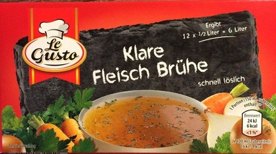 Klare Brühe - Product