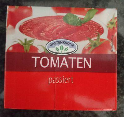 Tomaten passiert - Produkt