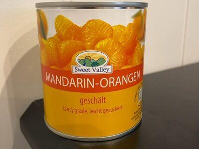 Mandarinen eingelegt - Product - en