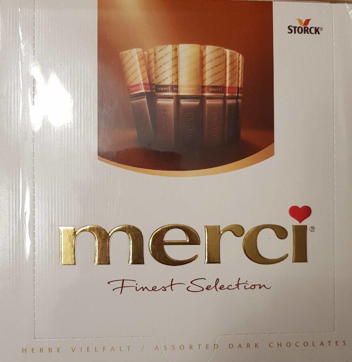 Merci Finest Selektion, - Product