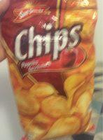 Chips Paprika Geschmack - Produkt