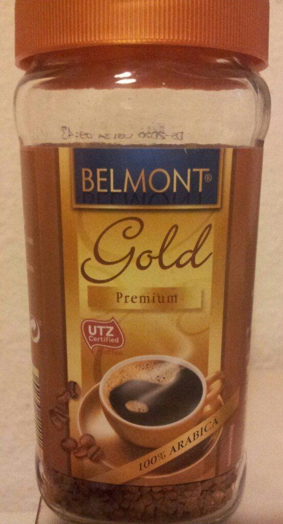Gold Premium gefriergetrockneter Kaffee - Product - de