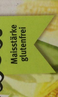 Feine Speisestärke - Inhaltsstoffe