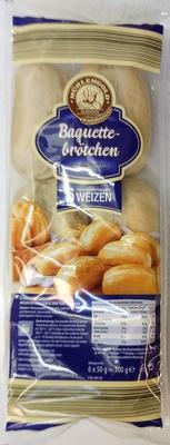 Baguettebrötchen - Produkt