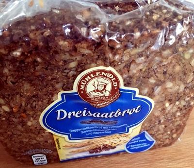 Dreisaatbrot - Product