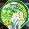 Peperoni Cremige Weichkäse Zubereitung - Product