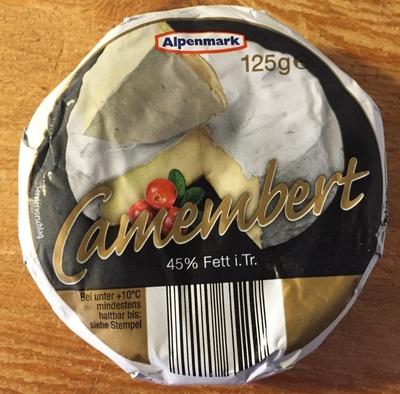 Camembert - Produkt