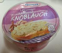Frischkäse Knoblauch - Product